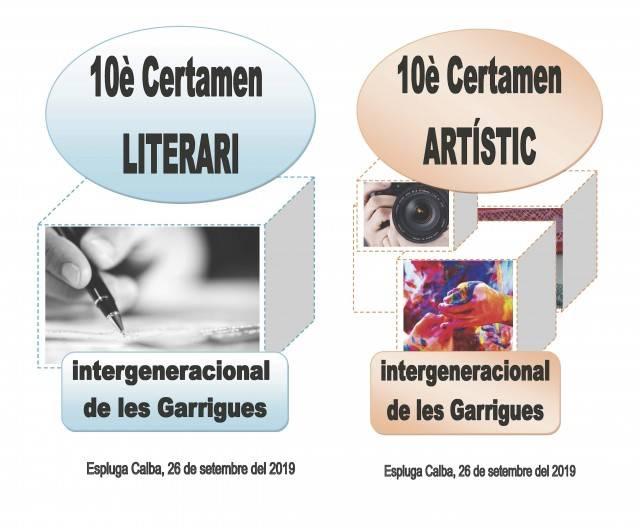 El certamen literari i artístic intergeneracional arribarà enguany a la 10a edició