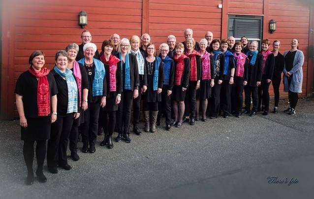 El cor noruec Os Kammerkor oferirà una actuació al Celler Mas Blanch i Jové