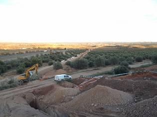El Departament d'Agricultura avança en l'execució del reg Segarra-Garrigues amb el lliurament d'escriptures a Castelldans