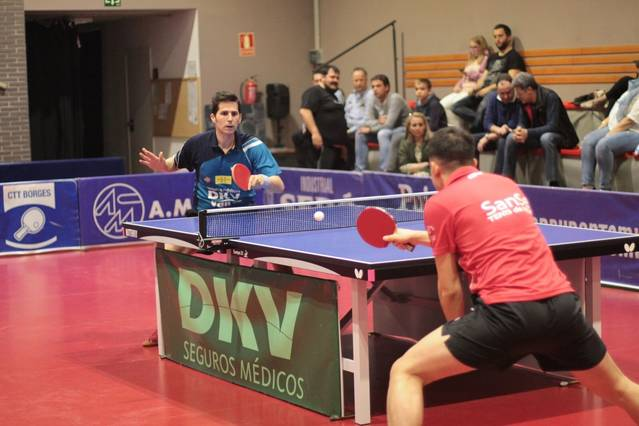 El DKV Borges Vall acaba la lliga amb una victòria