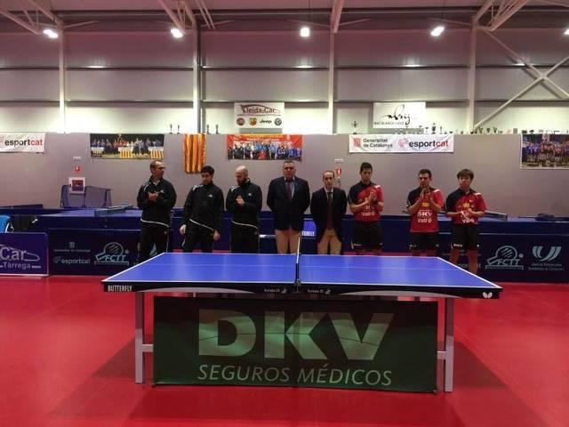 El DKV Borges Vall es queda fora d'Europa