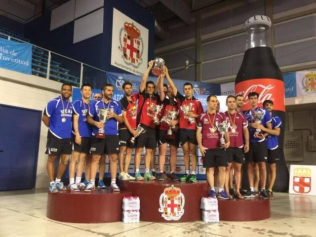 El DKV Borges Vall, millor equip del 2017