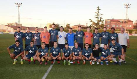 El FC Borges comença els entrenaments