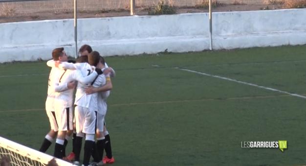 El FC Borges remunta i s'emporta el derbi contra l'Almacelles