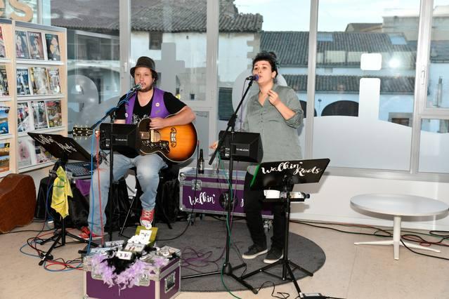 El grup lleidatà Walkin Roots actua aquest dissabte a les Borges Blanques
