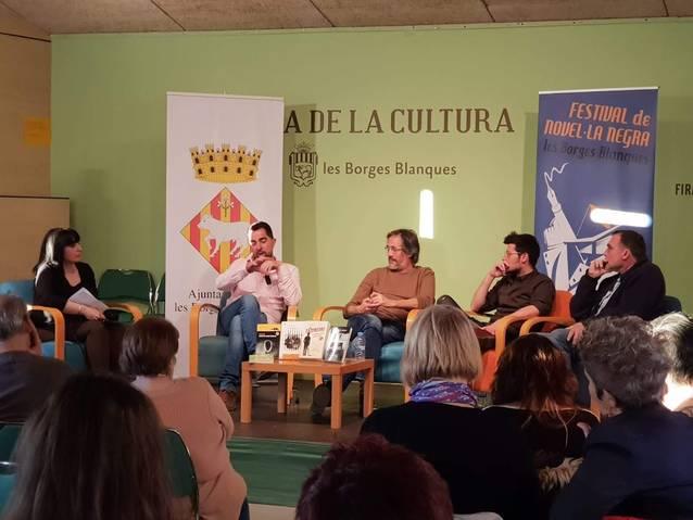 El IV Festival Les Borges Negres compta amb la participació d'una trentena d'escriptors destacats comMargarida Aritzetai Màrius Serra