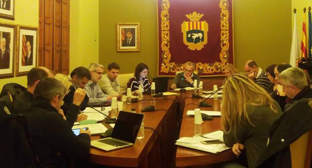 El Ple de les Borges ha aprovat l'allargament de les actuacions del Pla de Barris fins a finals del 2019