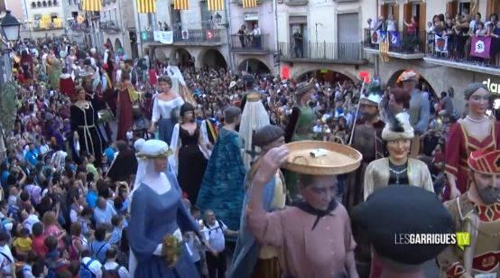 El president Torra donarà el tret de sortida a la Festa Major de les Borges