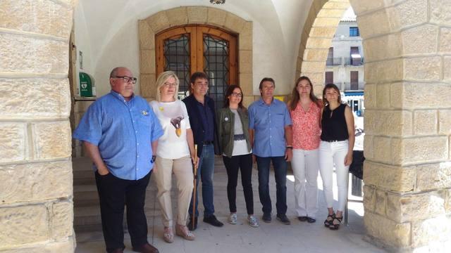 ElenaLlauradó, nova alcaldessa de la Granadella amb el suport de tots els grups