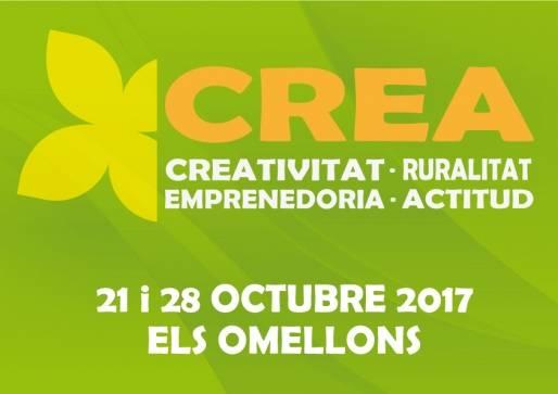 Els Omellons acollirà les jornades CREA