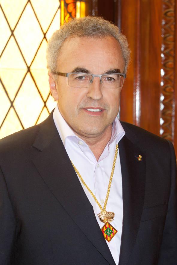 Enric Mir, nou vicepresident de la Diputació de Lleida