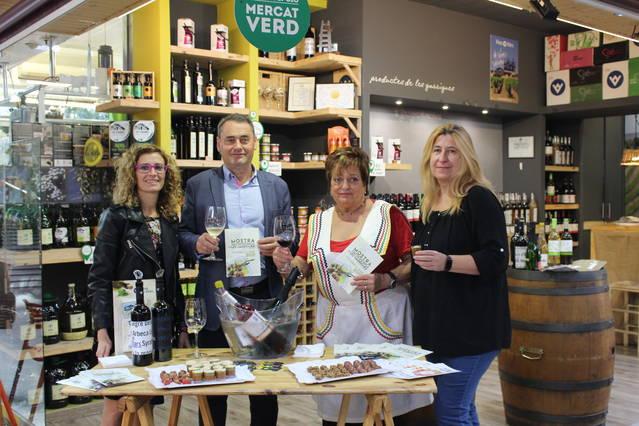 Es presenta a Barcelona la Mostra Gastronòmica de les Garrigues que enguany celebra 25 anys amb una edició especial