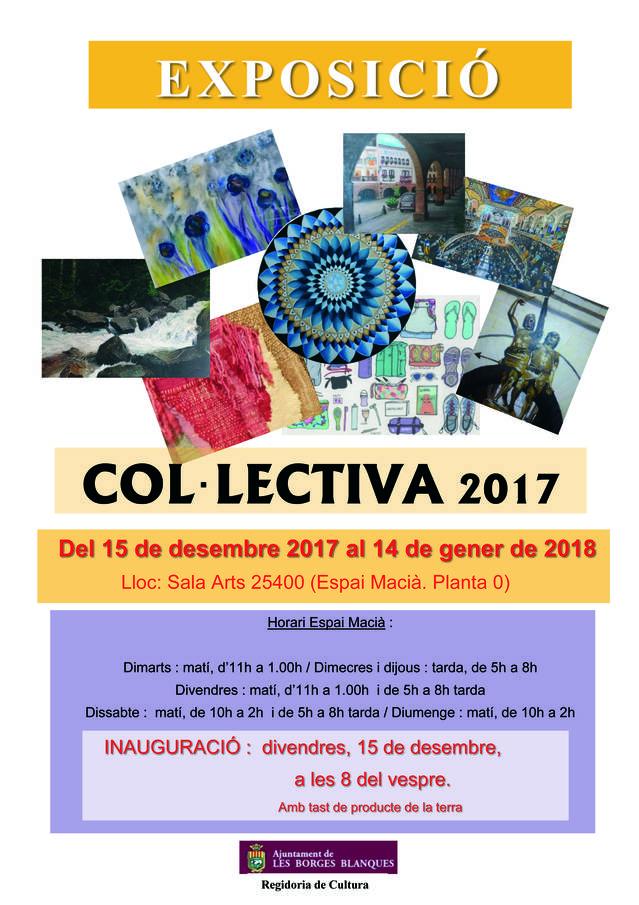 Exposició de 8 artistes a la Sala Arts25400 de les Borges