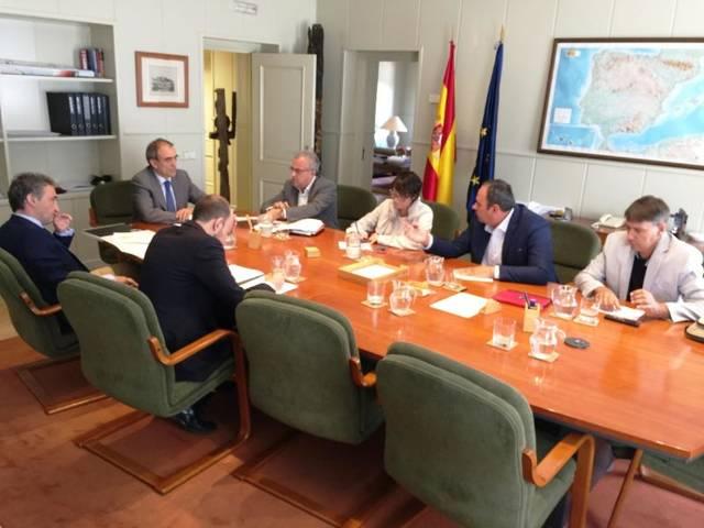 Foment es compromet a licitar enguany les tres rotondes de Juneda i el projecte entre Lleida i les Borges