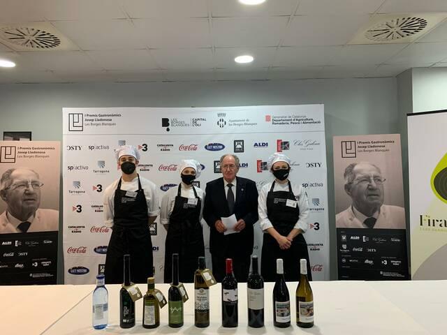 Irene Gil, Raquel Fernández i Fernando Kügerl, finalistes per Barcelona del 'màster xef' dels alumnes catalans de cuina