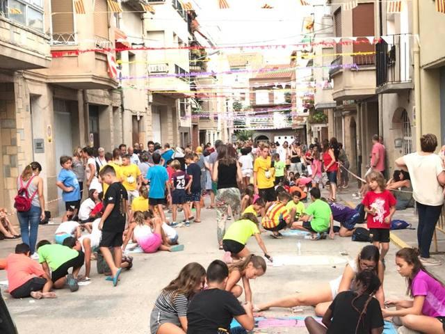 Juneda es prepara per a la Festa Major