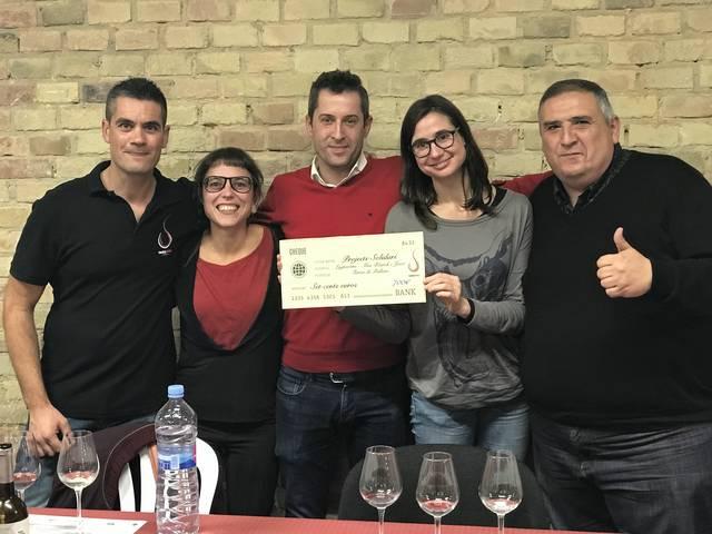 Juneda recapta 700 euros en un tast solidari