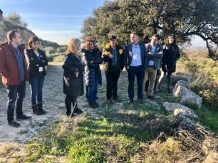 La consellera Budó visita el reg del Segarra-Garrigues a les Borges i explica la segona fase del programa 'País Viu' a la comarca