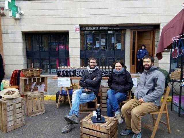 La cooperativa Tres Cadires celebra el seu primer aniversari