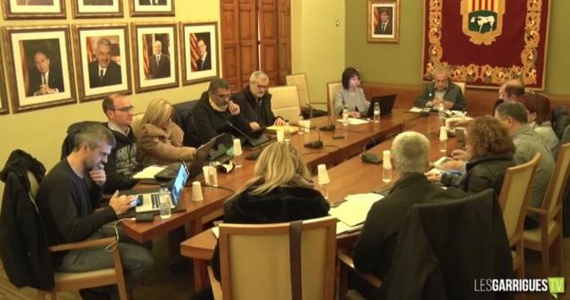 La CUP de les Borges presenta una moció demanant la municipalització de l'aigua