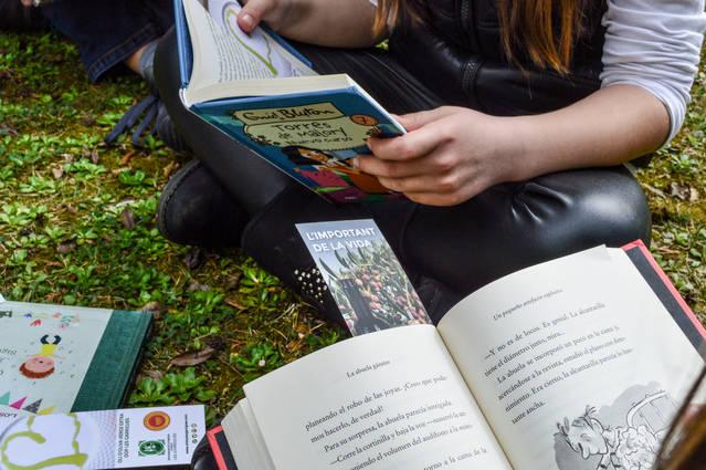 La DOP les Garrigues inicia una campanya per fomentar la lectura