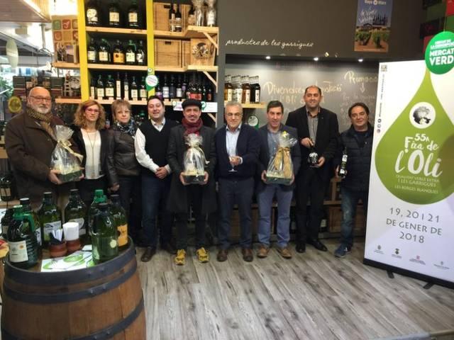 La Fira de l'Oli i les Garrigues programa una segona jornada tècnica de l'oli a petició del sector