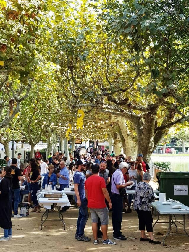 La Firra de les Borges aplega més de 2.000 persones