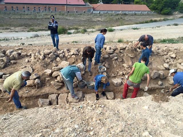 La Granadella acollirà un curs sobre la construcció de marges de pedra seca