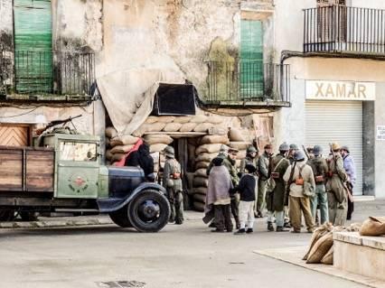 La Granadella i el Soleràs commemoren els 80 anys dels bombardejos