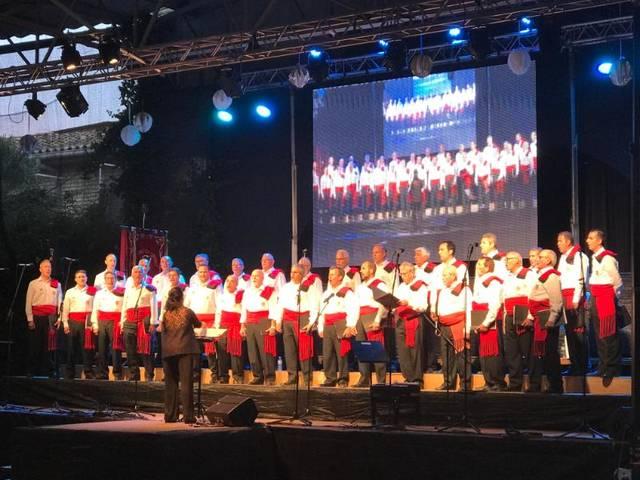 La Massa Coral els Cantaires de Juneda celebra el 90è aniversari