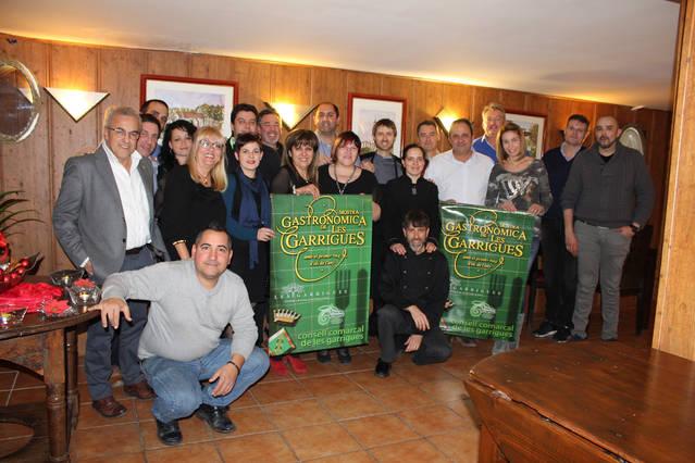 La Mostra Gastronòmica de les Garrigues, tot un èxit