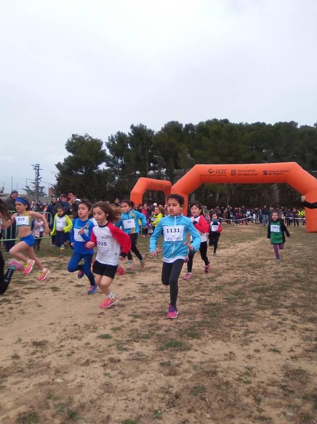 La VII Cros Intercomarcal de les Borges d'aquest diumenge preveu la participació de 450 atletes