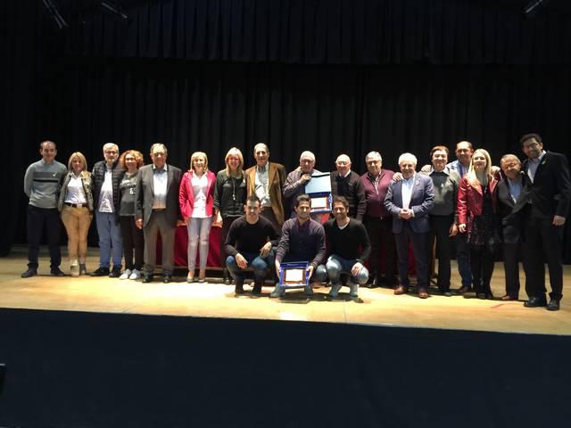 La XXIX Festa de l'Esport de les Borges premia el FC Borges i al DKV Borges Vall