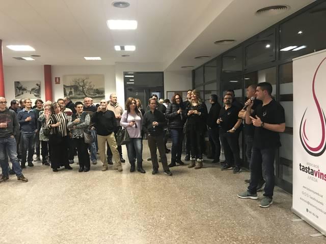 L'Associació Tastavins de Juneda celebra el dia del soci