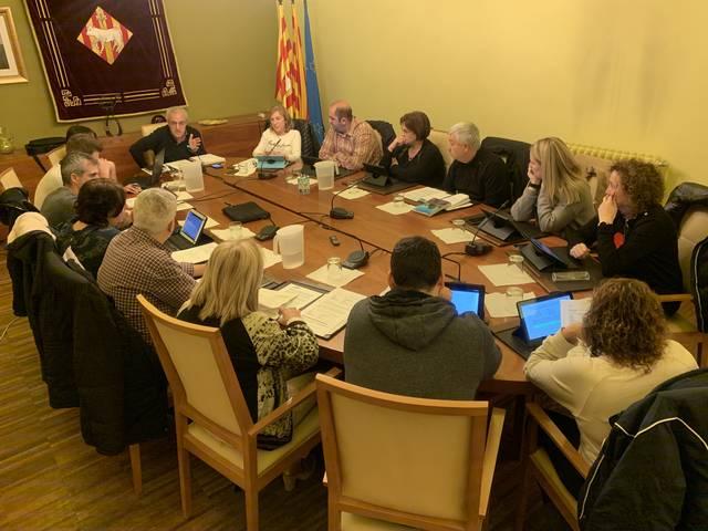 L'Ajuntament de les Borges congela la majoria d'ordenances fiscals