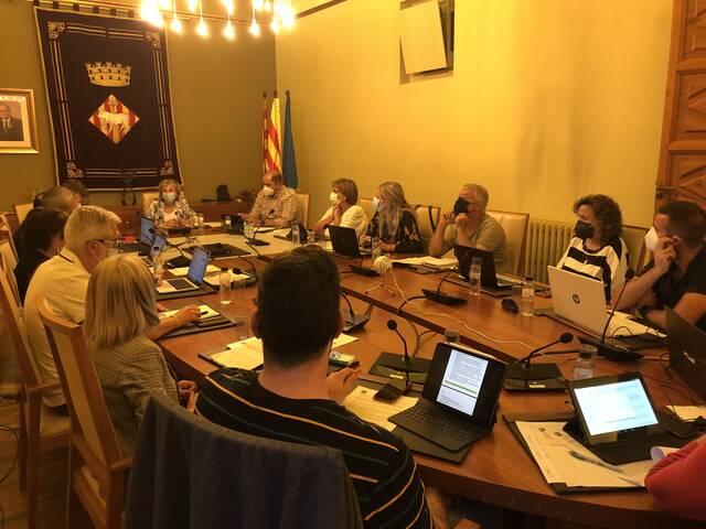 L'Ajuntament de les Borges incorpora un permís recuperable de menstruació i climateri per les treballadores municipals