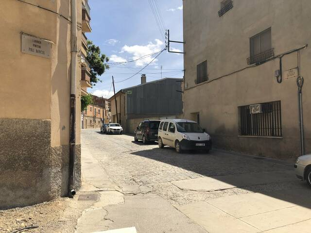 L'Ajuntament de les Borges reurbanitzarà diversos carrers del municipi per millorar-ne l'estat i la seguretat