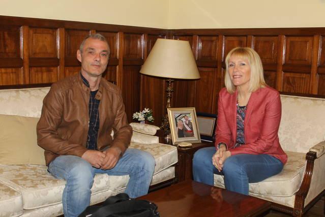 L'alcalde de l'Albagés reclama un nou camí per millorar l'accés dels pagesos a les finques d'influència de l'embassament