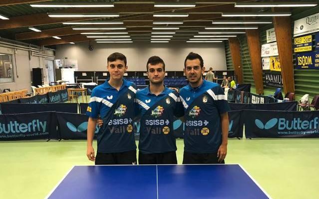 L'ASISA Borges Vall s'ha classificat per la següent ronda de l'EUROPE CUP