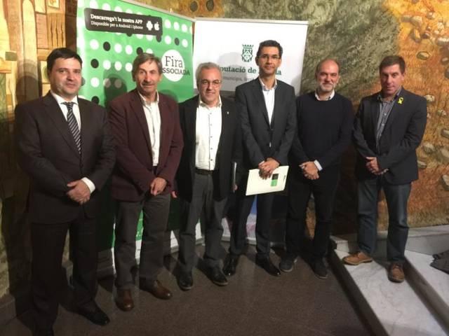 Les Borges acollirà el 24è Congrés de Fires de Catalunya