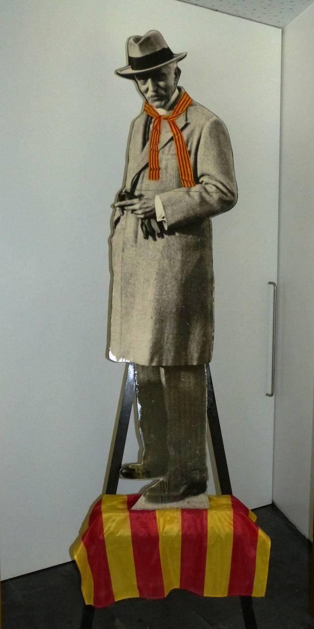 Les Borges acull una exposició sobre les visites oficials del president Macià