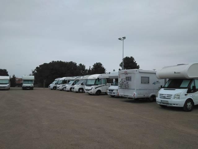 Les Borges Blanques adjudica els treballs de millora de l'aparcament d'autocaravanes