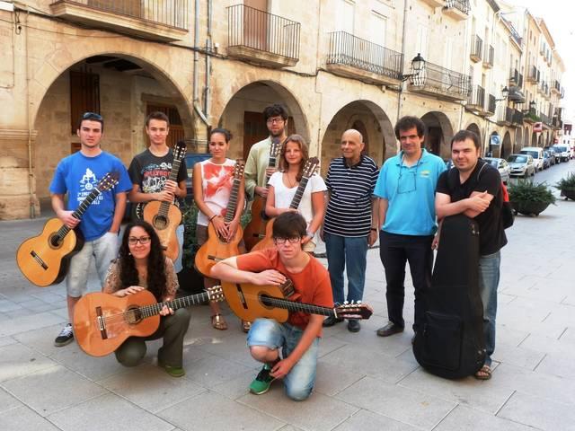 Les Borges Blanques es prepara per una nova edició del Garrigues Guitar Festival