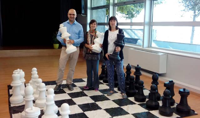 Les Borges Blanques s'uneix al projecte d'escacs per a la gent gran de l'ADEJO, que enceta una nova temporada