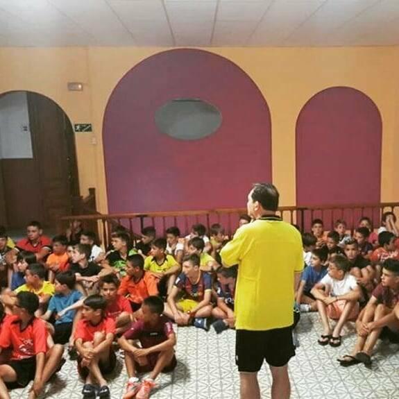 Les Borges canviarà el nom del camp d'esports pel de Ramon Espasa en homenatge a l'exfutbolista borgenc