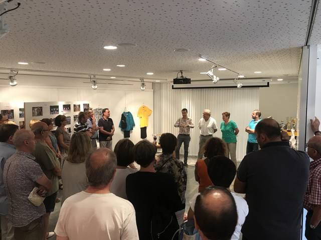 Les Borges complementa l'oferta cultural de la Festa Major amb tres exposicions