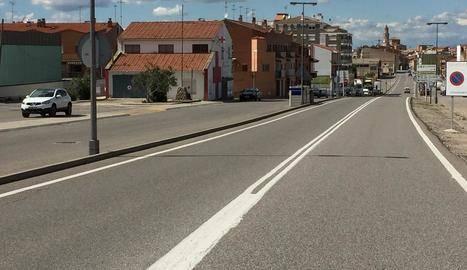 Les Borges demana als bancs 600.000 € per a obres en carrers la tardor vinent