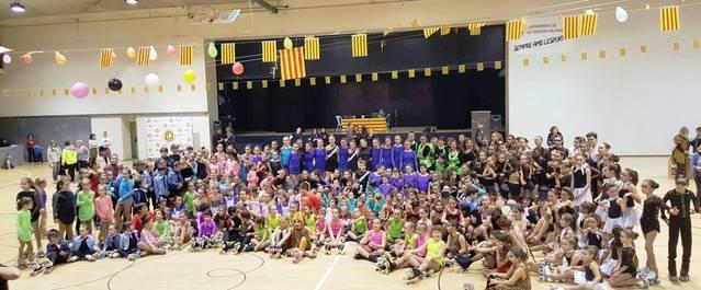 Les Borges es prepara per la Final d'Iniciació Territorial de Lleida de Patinatge Artístic