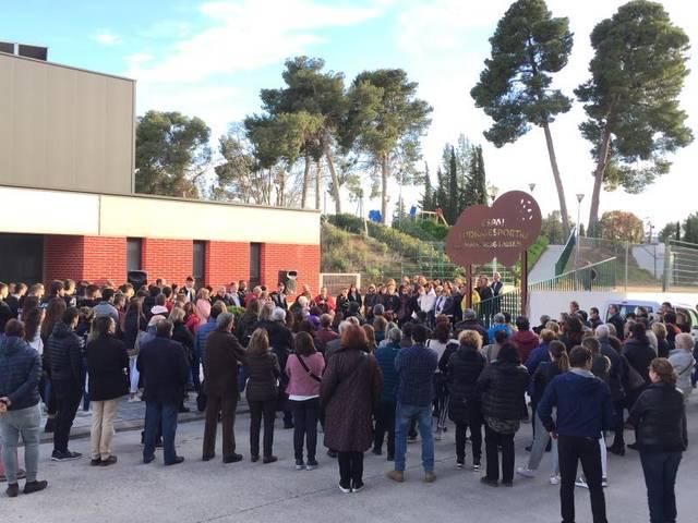Les Borges inaugura l'espai ludicoesportiu Marc Roig Farrús