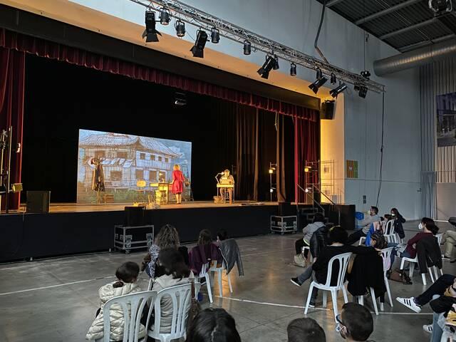 Les Borges programa tres nous espectacles per aquesta primavera dins del cicle Teatre Baldufa